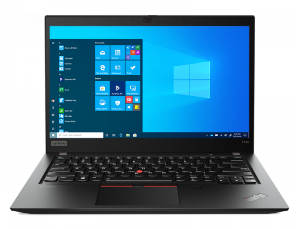 "Lenovo Thinkpad T14s Intel i7-10510U 14,0"" FHD IPS 16GB 512GB SSD NVMe Win 10 Pro"