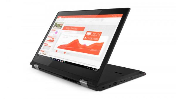 """Lenovo ThinkPad L380 Yoga i5 8250U 13"""" Zoll FHD 8GB 512GB SSD Win 10 Pro"""
