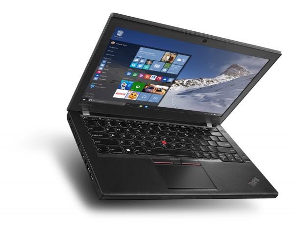 """Lenovo Thinkpad X250 i5-5300U 12,5"""" HD 4GB DDR3L 240GB SSD Win 10 Pro"""