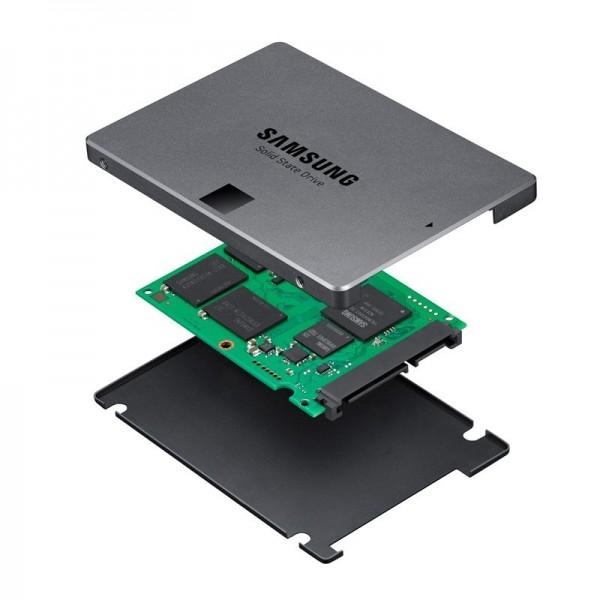 Festplatten Tausch Notebook und PC 1 TB SSD Samsung EVO 860 Neuware inklusive System immigration