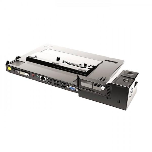 Lenovo Mini Dock Series 3 Typ 4338 doppel DVI DP für T410 T510 T520 T420 X220 T430 T530