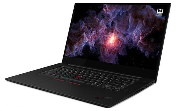 "Lenovo ThinkPad X1 Extreme 2nd Gen i7-9750H 15,6"" UHD/4K 32GB 2TB SSD Win 10 Pro"