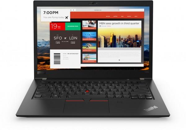 """Lenovo Thinkpad T480s i5 8250U 14,0"""" FULL-HD 8GB 256GB SSD Win 10 Pro 3 Jahre Vor-Ort Garantie"""
