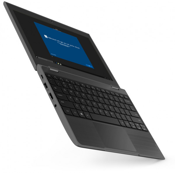 "Lenovo 100e Intel Celeron N4100 2,4 GHz 11,6"" HD 1366x768 4GB 128GB SSD Win 10 Pro educa"